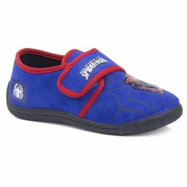 Spiderman pantoffels dicht kind